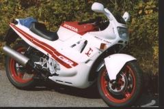 Honda CBR600<br />1989 - 1992