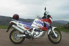 Honda XRV750 AfricaTwin<br />1995 - 1999
