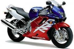 Honda CBR600<br />1999 - 2000