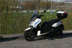 Yamaha xMax250 ABS<br />2011 -