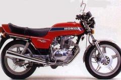 Honda CB400N <br> 1986 -1988