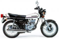 Suzuki GT185<br/>1976 - 1976
