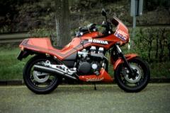 Honda CBX750<br/>1985 - 1986