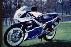Suzuki RGV250<br/>1989 - 1989