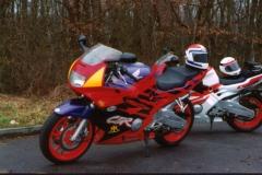 Honda CBR600<br/>1993 - 1995