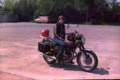 Honda CB500 Twin<br>1976 - 1977