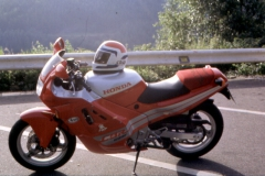 Honda CBR600<br>1987 - 1988