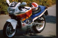 Honda CBR600<br>1989 - 1990