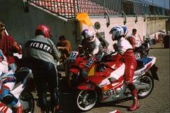 Honda CBR600<br>1991 - 1992