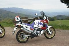Honda XRV750 AfricaTwin<br>1995 - 1999