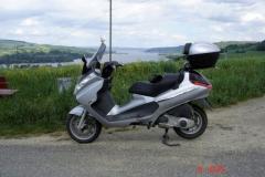 Piaggio X8 200<br>2005 - 2011