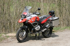 BMW R1200GS Adventure<br>2009 -